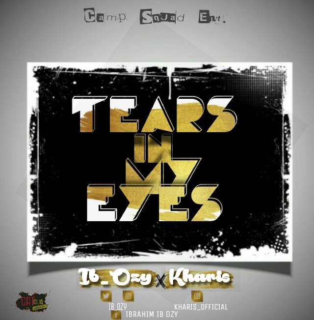 [MUSIC] IB OZY FEAT. KHARIS - TEARS IN MY EYES