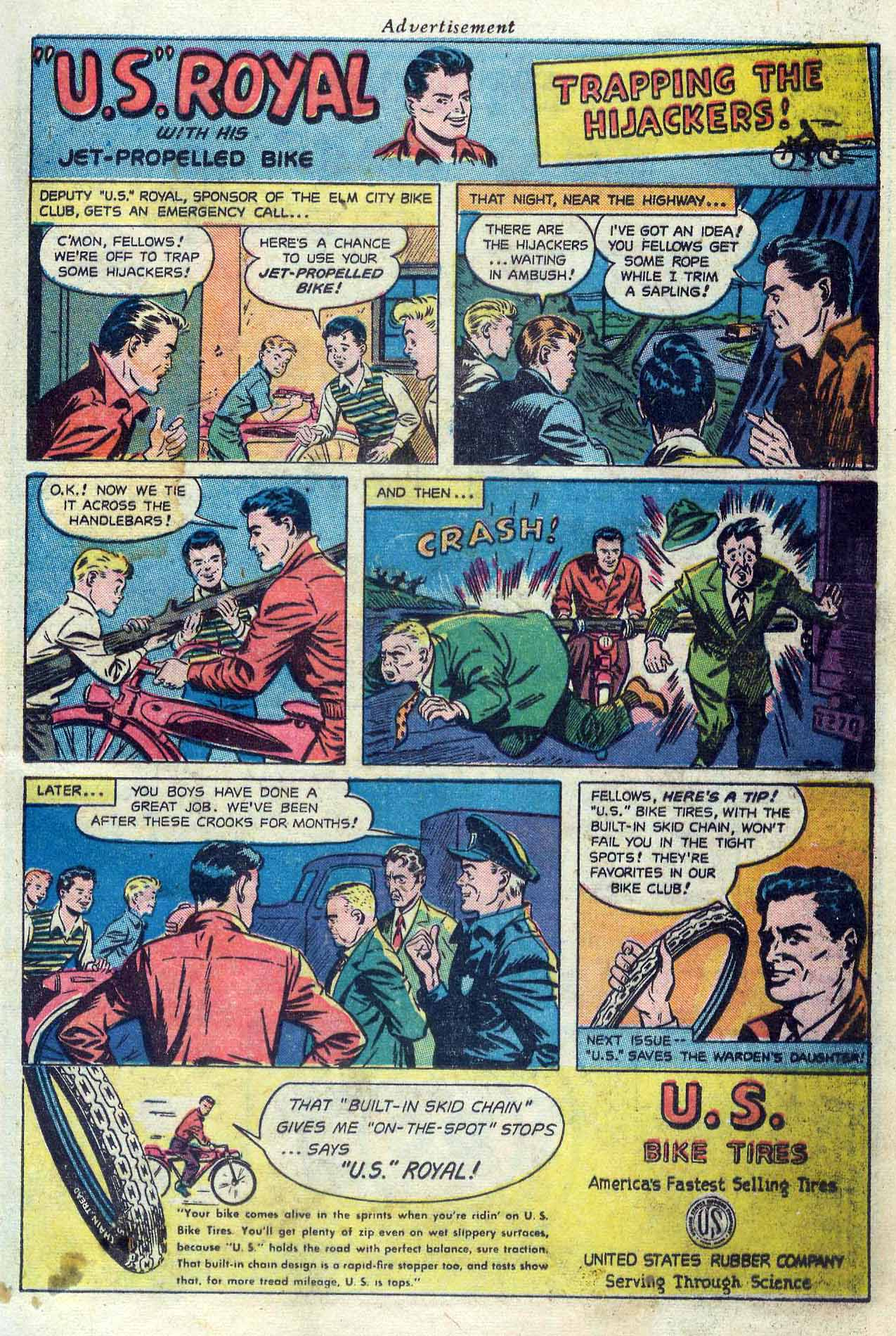 Read online All-American Comics (1939) comic -  Issue #76 - 23