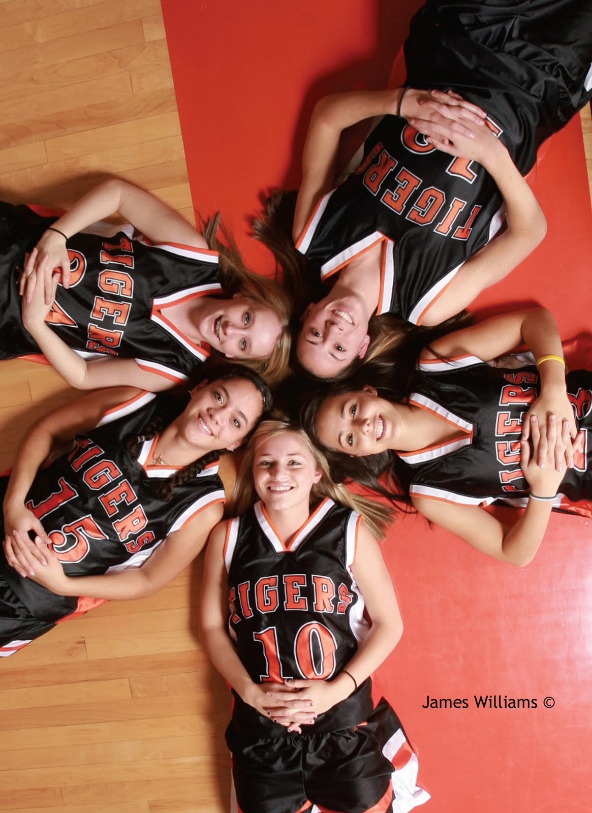 Sports Photography School: The Portrait Photographer: Yearbook Photography- Sports