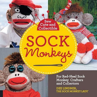 Sew Cute and Collectible Sock Monkeys cover