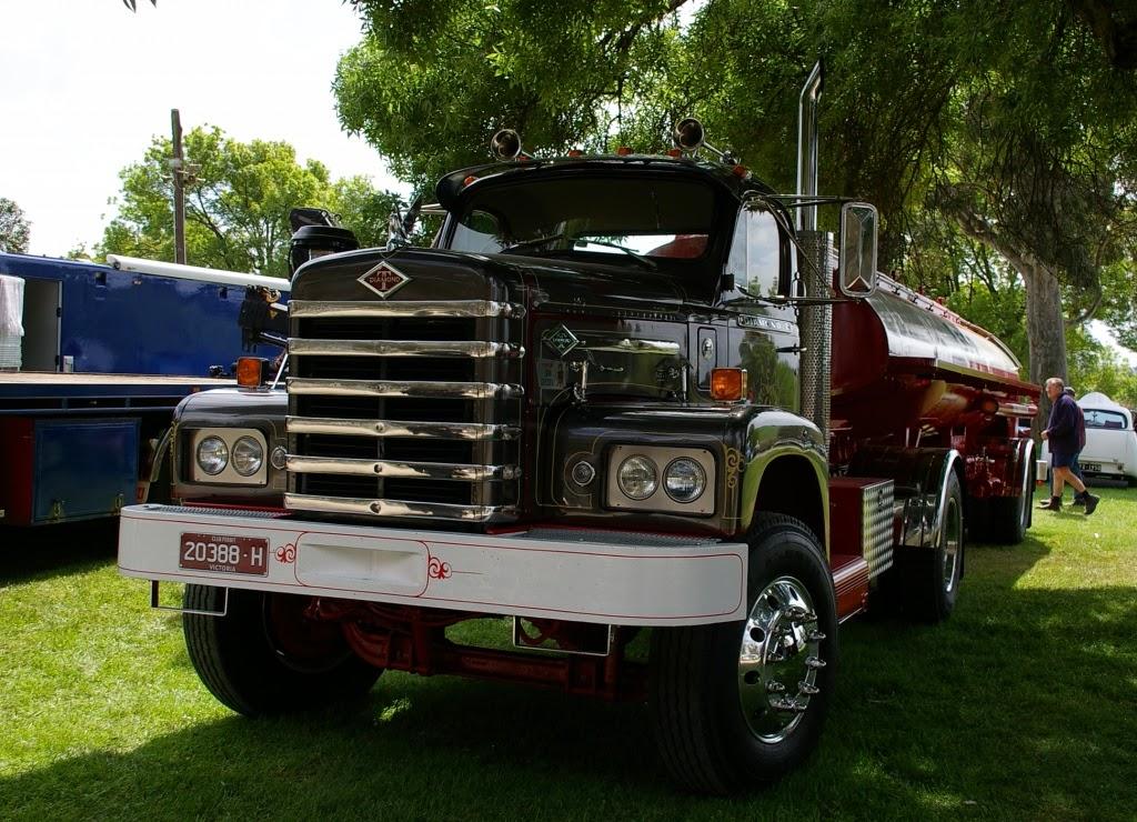 Historic Trucks: October 2014