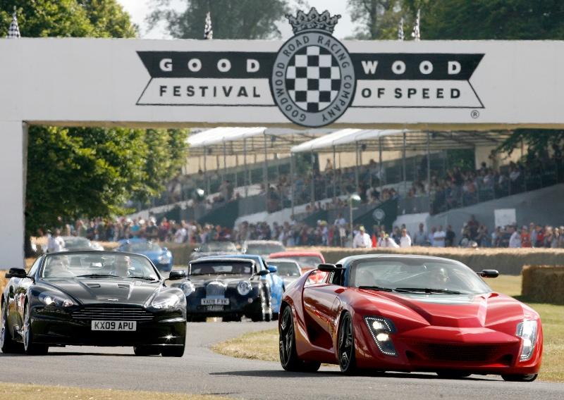 Goodwood Festival of Speed 2016 sẽ là lễ hội xe lớn nhất năm nay