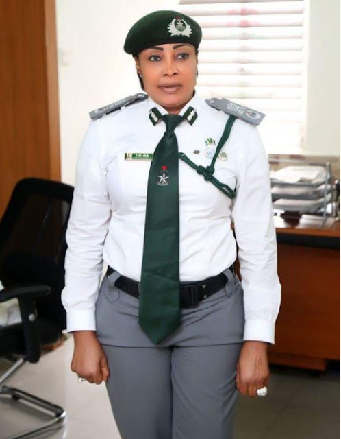 PHOTOS: Nigeria Customs Launches New Uniform