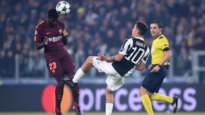 SPORT: Barcelona reach Champions League knockouts with draw at Juventus