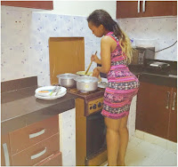 See the food she cooked for me, MAN rants, this must be a Kikuyu LADY, Eh! Eh! (PHOTOs).
