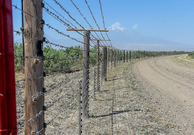 Detiene a un azerí en frontera con Armenia