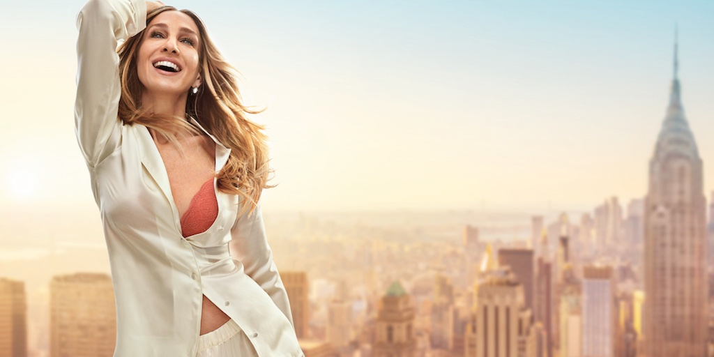 Sarah Jessica Parker for Intimissimi Spring/Summer 2019