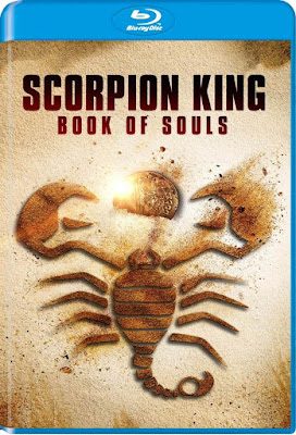 The Scorpion King Book Of Souls 2018 BD25 Latino