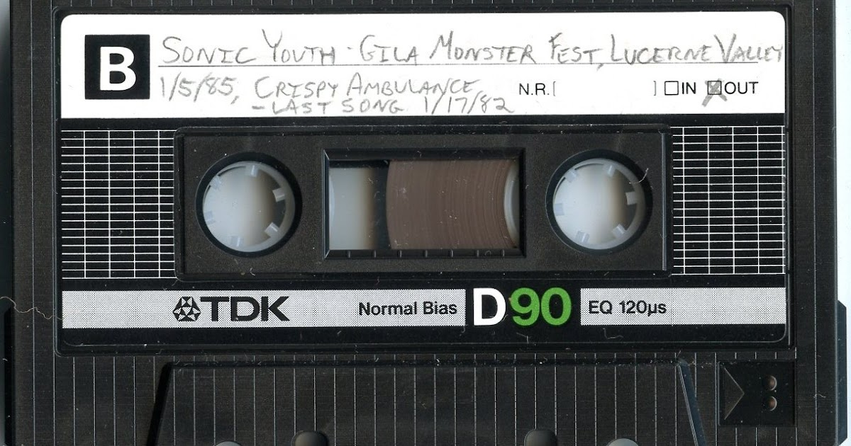 Noise Addiction II: Sonic Youth