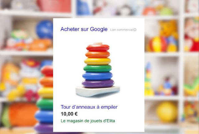 Google Search lance le bouton Acheter sur Google en version bêta