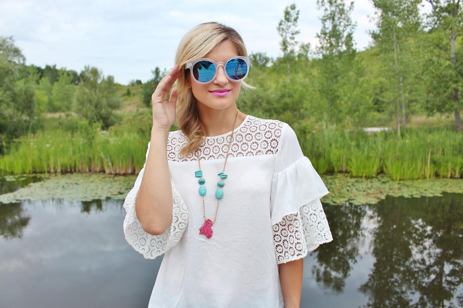 bijuleni-mirrored blue sunglasses