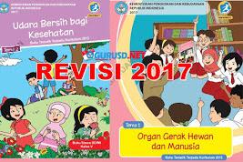 Buku Tematik Kelas 5 Semester 2 Revisi 2017