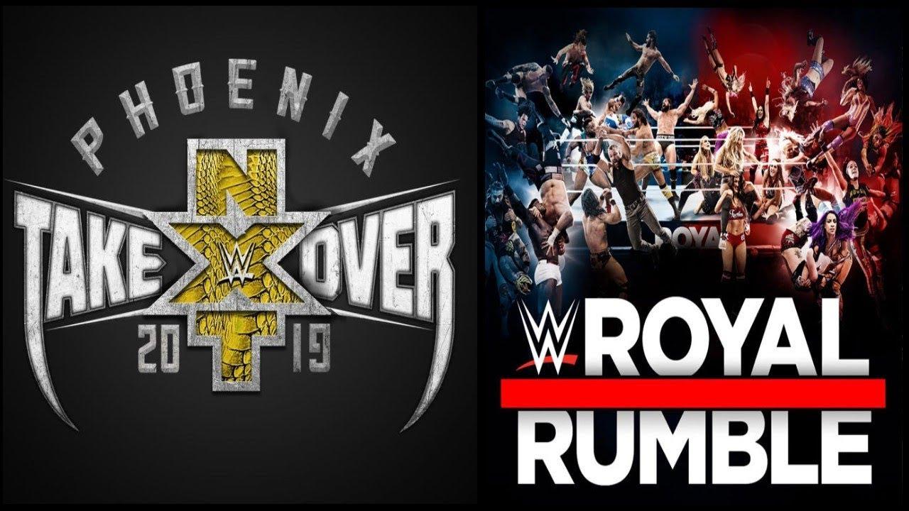 The Shaun Wren Blog: NXT TakeOver: Phoenix & Royal Rumble