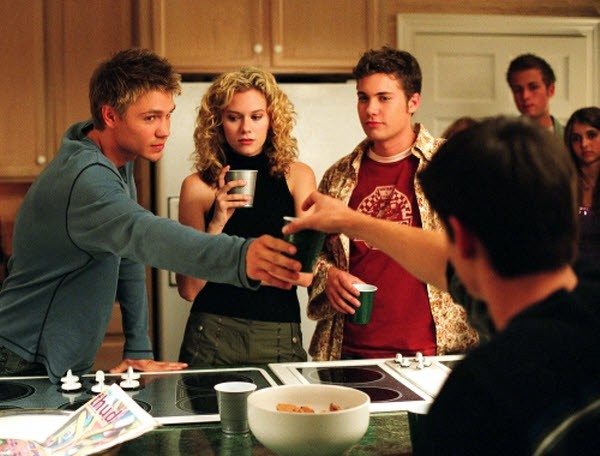 One Tree Hill - Season 1 Episode 04: Crash Into You
