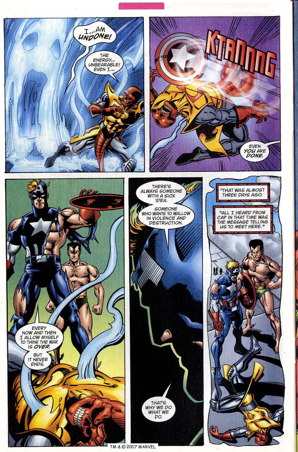 Captain America (1998) Issue #48 #55 - English 28