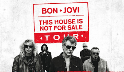 Noticias que Suenan Rock Bon Jovi se presenta con This House Is Not For Sale Tour