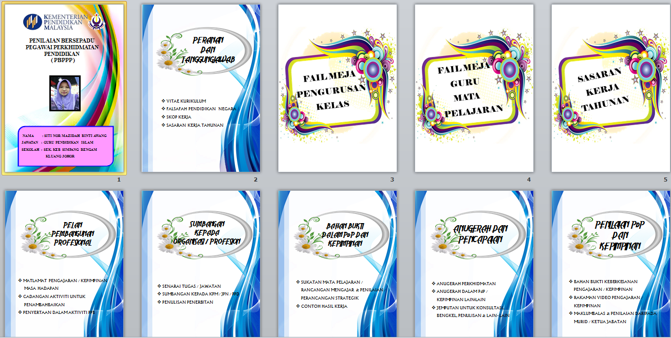 Contoh cover fail meja womens day blog ustazah siti pbppp pppb altavistaventures Image collections