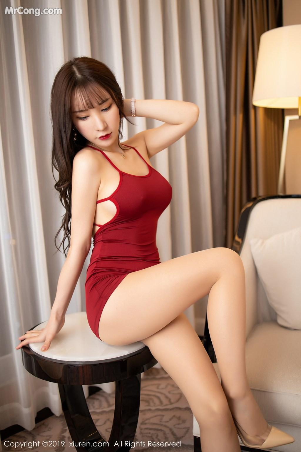 XIUREN No.1699: Zhou Yuxi (周于希Sandy) (67P)