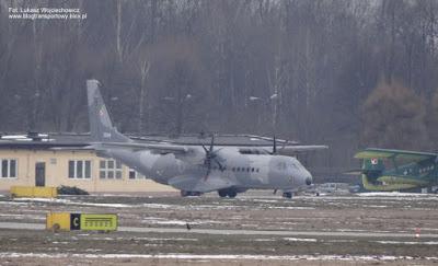 CASA C-295M, nr 024