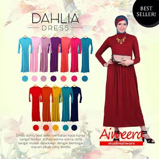 Basic Dress DAHLIA