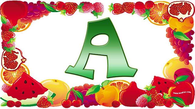 definisi dari istilah buah berawalan A