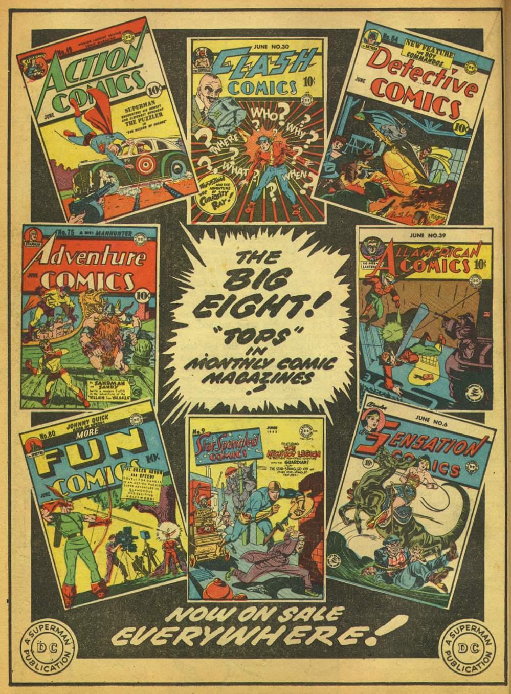 Read online World's Finest Comics comic -  Issue #6 - 32