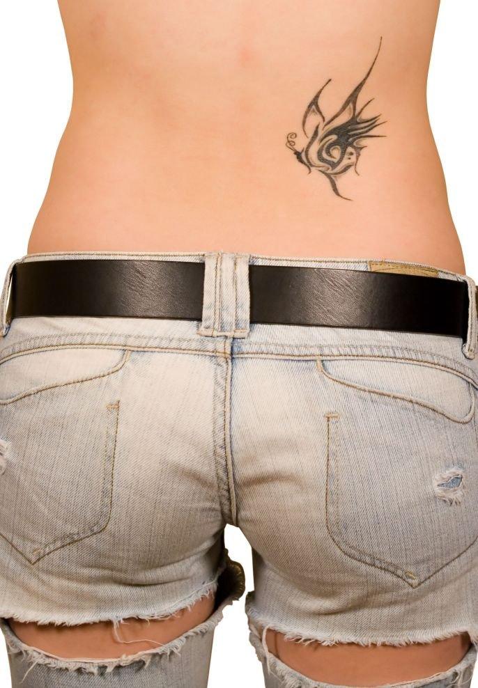 tattoo design lower back 12