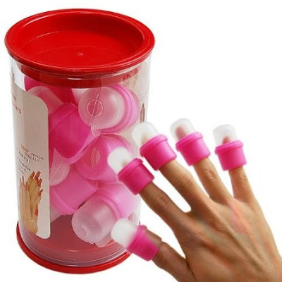Wearable Nail Soakers by Barbie's Beauty BIts