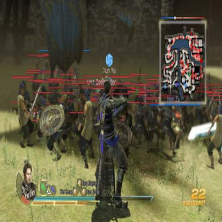 Free Download Dynasty Warriors 8 Xtreme Legends Game For PC