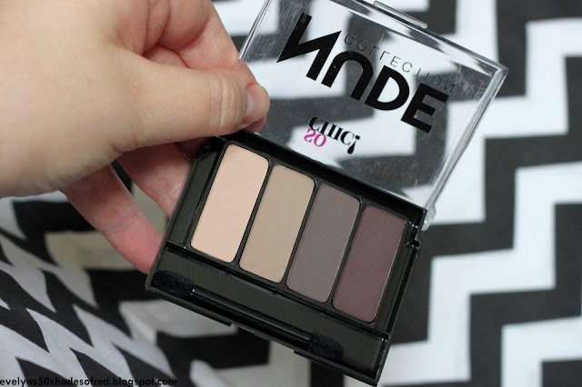 So Chic! Eyeshadows Nude #401