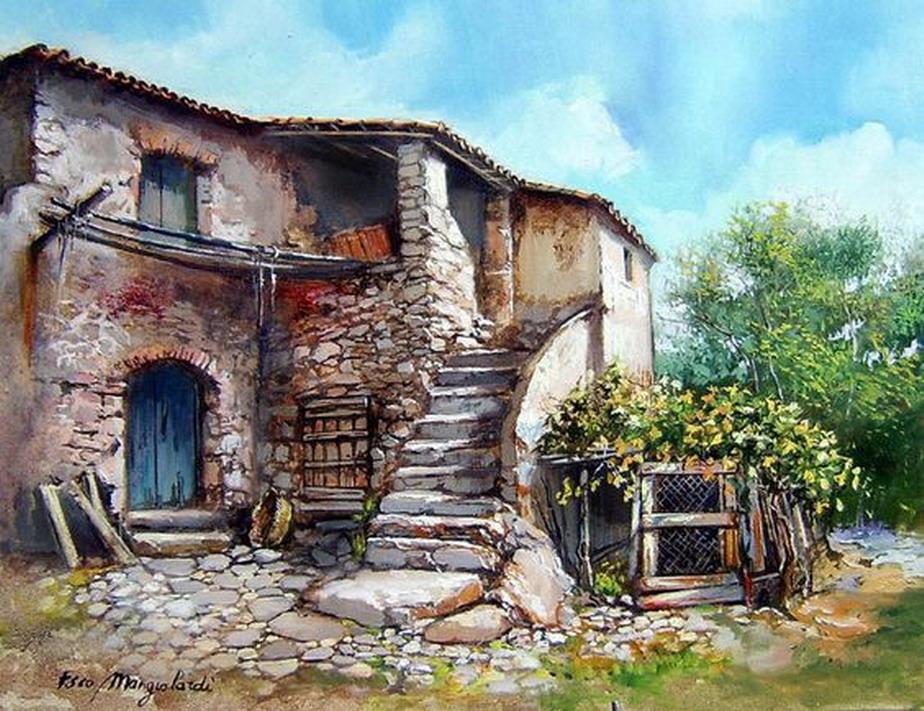 De casas antiguas finest una apuesta por la reforma de - Reformas de casas antiguas ...