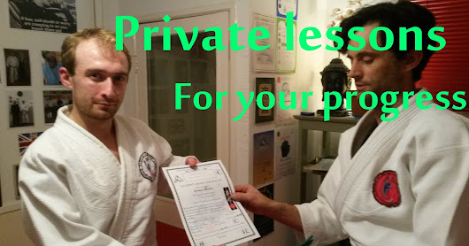Private training to improve yourself
