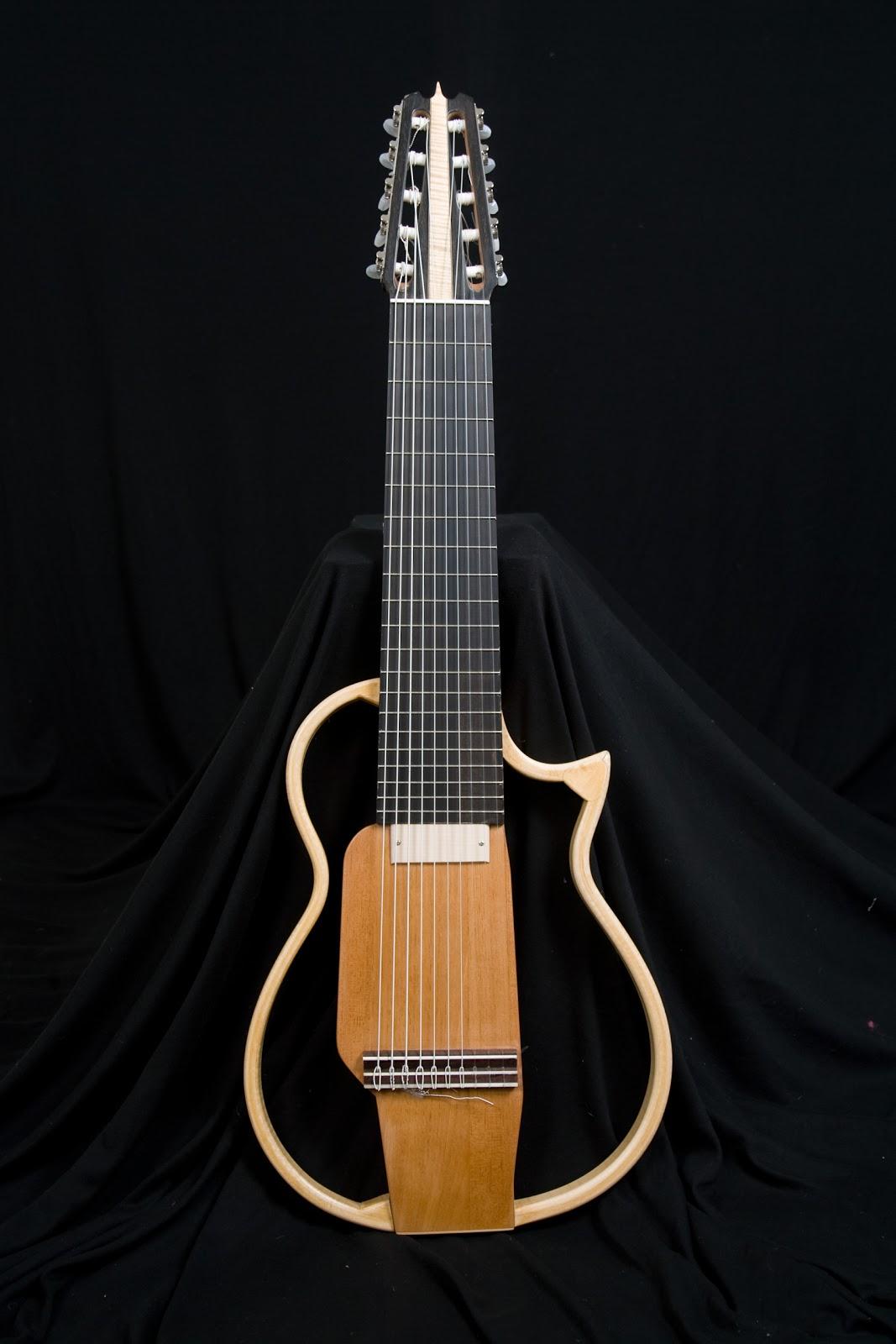 Best Silent Travel Guitar