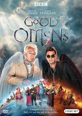 Good Omens Series Dvd