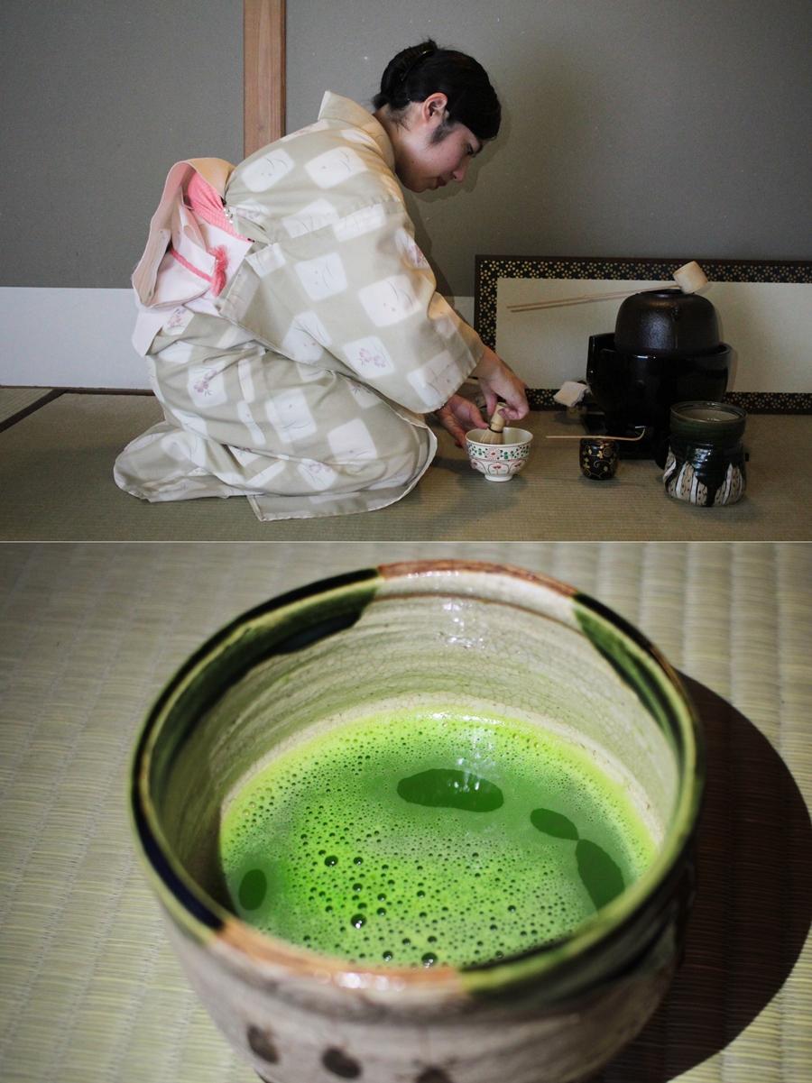 tea house tokyo matcha ceremony