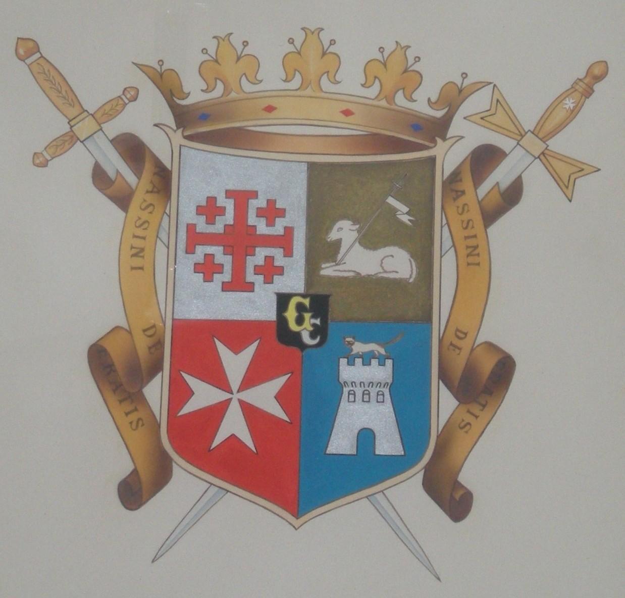 Notaio Pavia: ARALDICA EUROPEA: Marzo 2012