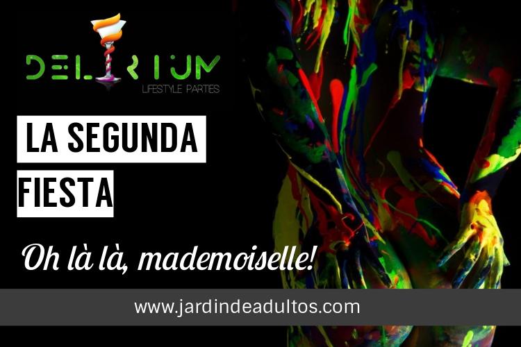 Reseña de la segunda fiesta swinger de Delirium en México