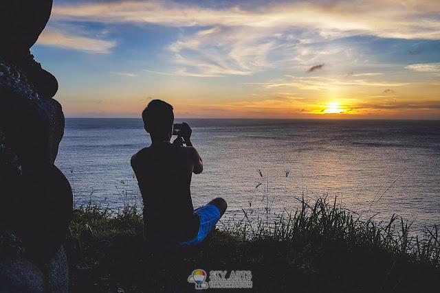 Batanes Beautiful Sunset