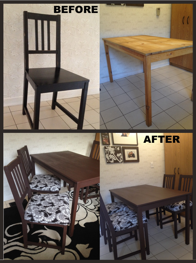 Before And After Shots Of My IKEA Hack