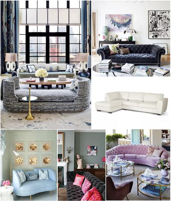 5 Gaya sofa untuk kenyamanan ruang keluarga Anda