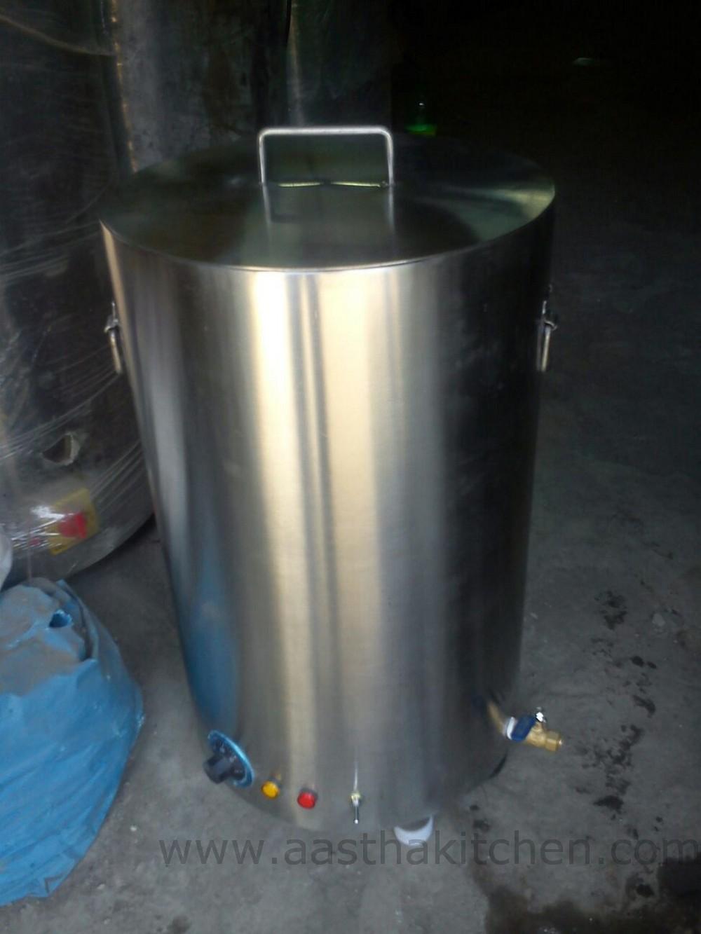 Potato Boiler Machine | Aasthaa Enterprises