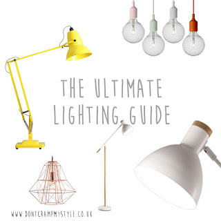 How to chose lighting to your home