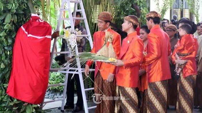 PDIP: Pernikahan Anak Jokowi tak Tergolong Mewah