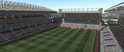 PES 2019 Stadium Villa Park by Orsest