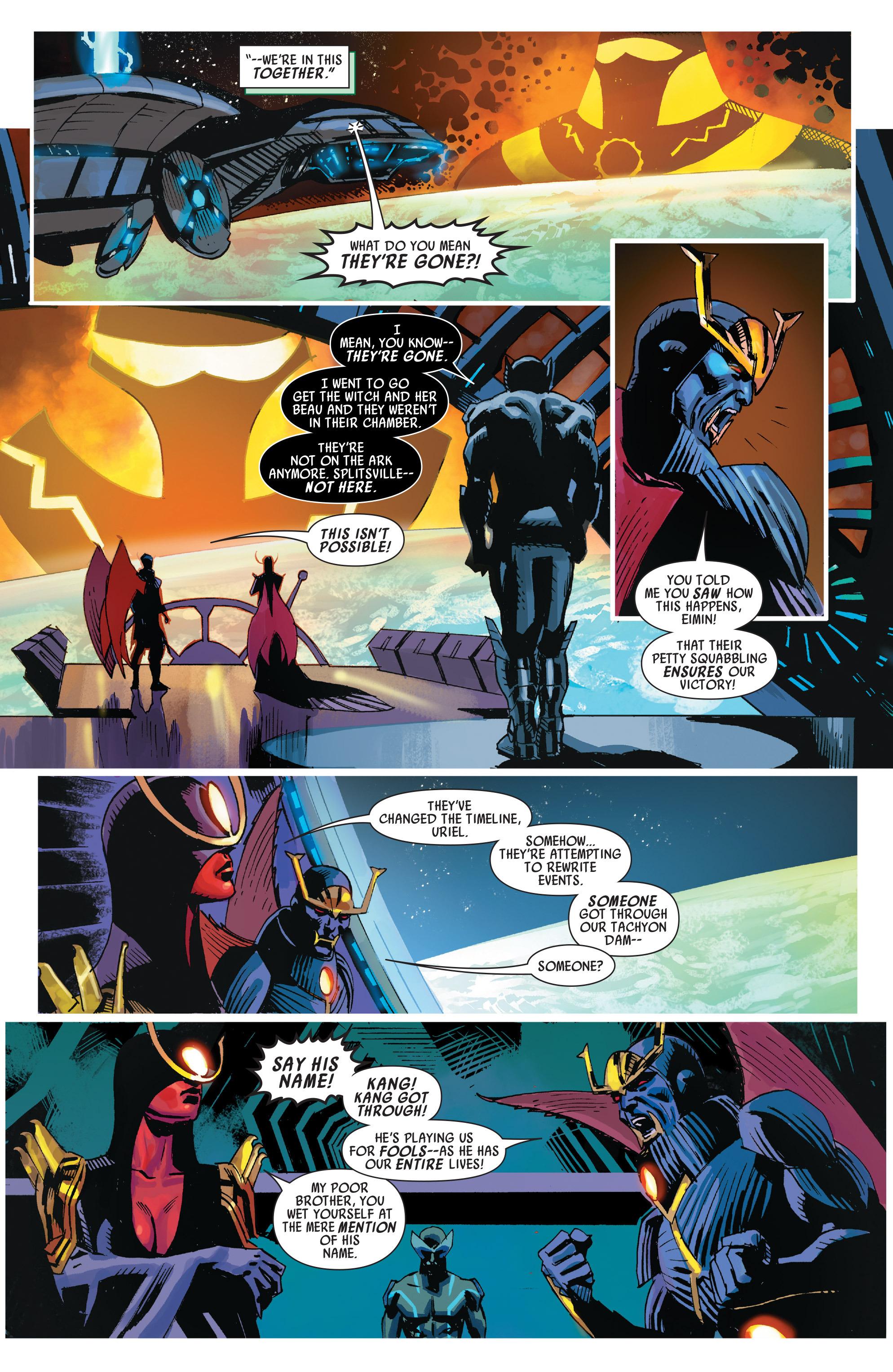 Read online Uncanny Avengers (2012) comic -  Issue #21 - 8
