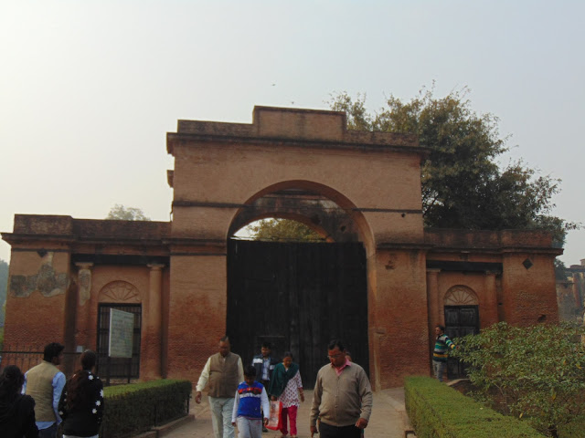 baily gate lucknow