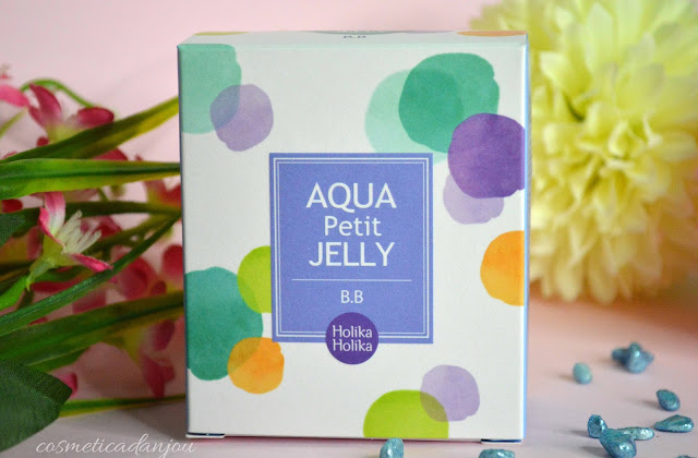 Holika Holika AQUA Petit Jelly BB Cream SPF20 PA++ Review