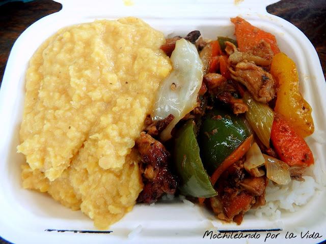 comida seychelles