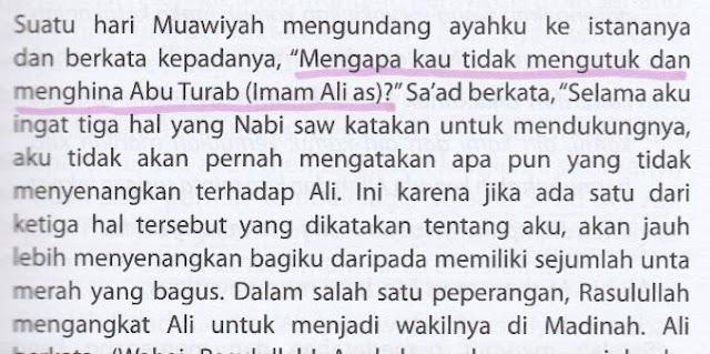 Syiah Menuduh Muawiyah Memerintahkan untuk Mengutuk dan Menghina Ali RA