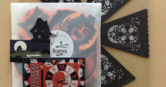 Bindlegrim (Holiday Artist and Author): Bindlegrim's 5th Hallowe'en Anniversay Box Set